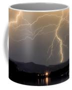 Rocky Mountain Thunderstorm  Coffee Mug