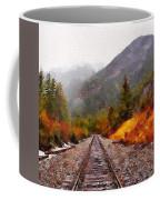 Rocky Mountaineer Coffee Mug
