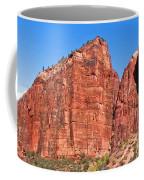 Rocky Mountains Of Zion Coffee Mug