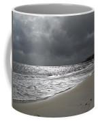 Rocky Neck Beach Coffee Mug