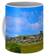 Rocky New England Hill Coffee Mug