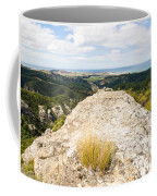 Rocky Outcrops Of Trotters Gorge Otago Nz Coffee Mug