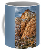 Rocky Peak Coffee Mug