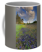 Rocky Prairie Cloud Explosion Coffee Mug