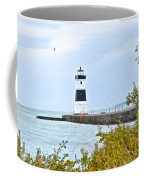 Rocky River Pier Coffee Mug