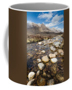 Rocky Stream From Beinn Eighe Coffee Mug