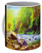 Rocky Stream Coffee Mug