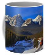 Rocky Train Coffee Mug
