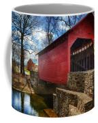 Roddy Road Covered Bridge Coffee Mug