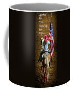 Rodeo America - Land Of The Free Coffee Mug