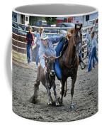 Rodeo Bulldog Coffee Mug