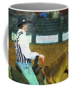 Rodeo Cowboy Referee Coffee Mug