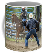 Rodeo Easy Does It Coffee Mug