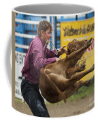 Rodeo Fit To Be Tied Coffee Mug