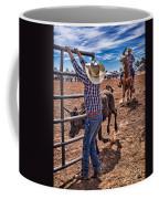 Rodeo Gate Keeper Coffee Mug