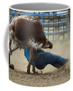 Rodeo Getting Down Coffee Mug