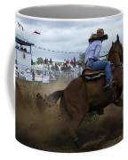Rodeo Ladies Barrel Race 1 Coffee Mug