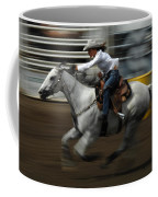 Rodeo Riding A Hurricane 1 Coffee Mug