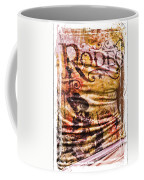 Rodeo T-shirt Coffee Mug