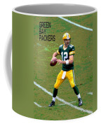 Aaron Rodgers Coffee Mug