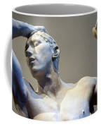 Rodin's The Vanguished Up Close Coffee Mug