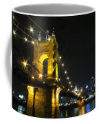 Roebling Bridge II Coffee Mug