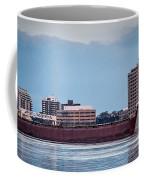 Roger Blough With Sarnia Skyline Coffee Mug