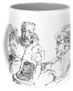 Roger With A Lady Coffee Mug