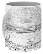 Rogers Centre Line Coffee Mug