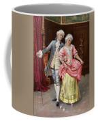 Rokokopaar Coffee Mug