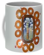 Roll Them Where You Want Them - Framed Coffee Mug