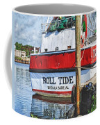 Roll Tide Stern Coffee Mug