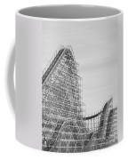 Roller Coaster Wildwood Coffee Mug