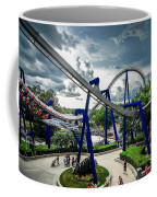 Rollercoaster Amusement Park Ride Coffee Mug