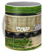 Rolling Art Coffee Mug