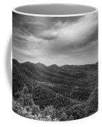 Rolling Hills Of North Carolina Coffee Mug