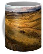 Rolling Hills Coffee Mug by Robert Bales