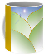 Rolling Hills - When The Skies Are Blue Coffee Mug