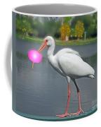Rolling Roger Stick Ball Coffee Mug