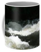 Rolling White Water Coffee Mug
