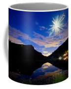 Rollinsville Yacht Club Fireworks Private Show 52 Coffee Mug