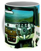 Rolls Royce 8 Coffee Mug