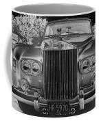 Rolls Royce Grill Coffee Mug