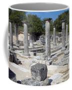 Roman Columns Coffee Mug
