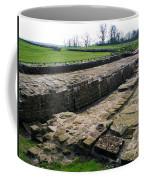 Roman Fort Ruins, England Coffee Mug
