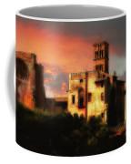 Roman Forum At Sunset Coffee Mug