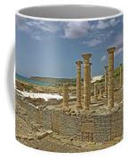 Roman Ruins Of Baelo Claudia Coffee Mug