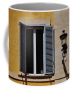 Roman Window Coffee Mug