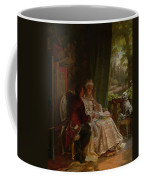 Romance Coffee Mug by Carl Herpfer