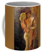 Romance Coffee Mug by Donna Tuten